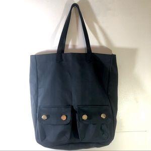 Allsaints | Bolongaro Trevor -Large Vinyl Tote Bag